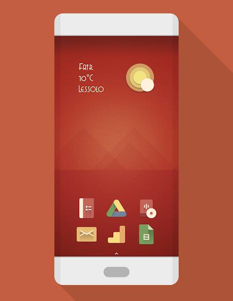 MINIMALE VINTAGE Icon Pack v4.2