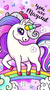 App Color Fun - Color by Number & Coloring Books APK for Windows Phone