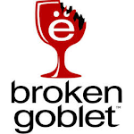 Logo of Broken Goblet Cannabis Gyroscopes & Infrared