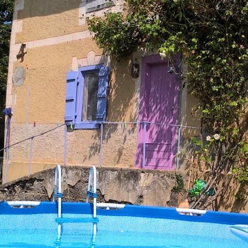 Gîte avec piscine dans le Gers