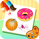 Coloring Book: Drawing, Painting & Coloring icon