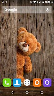 Cute teddy bear wallpaper apps on google play screenshot image voltagebd Gallery