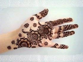 Henna Mehndi Designs Girls - screenshot thumbnail 04