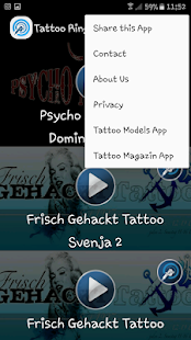 Tattoo Ringtones - Free- screenshot thumbnail