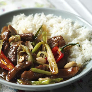 Stir-fried Chilli Pork.
