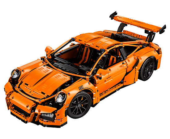 LEGO Technic Porsche 911 GT3 RS 1:8 scale model