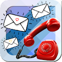 Missed Call & Sms Notification icon