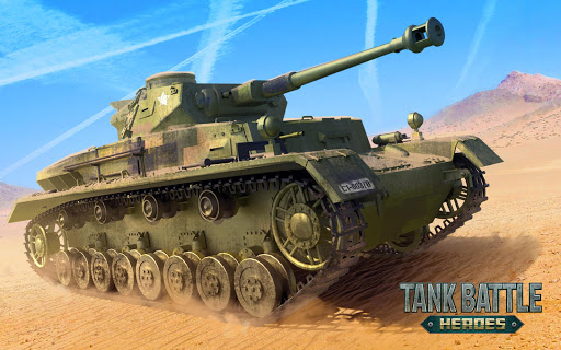 Tank Battle Heroes: World of Shooting 1.14.6 screenshots 15