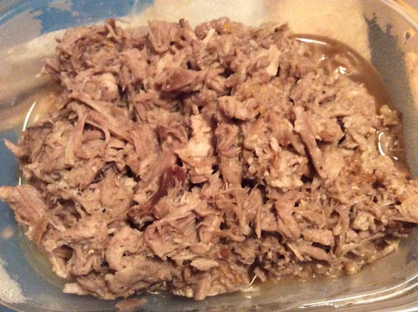 Pulled Pork My Way Recipe