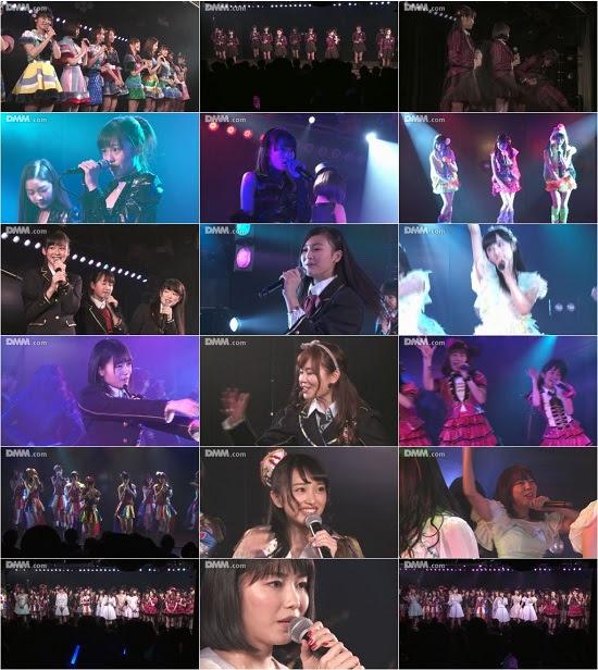 (LIVE)(720p) AKB48 公演 161201 161203 161204 161208