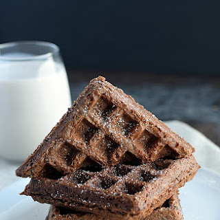 Waffled Brownies