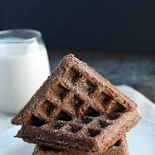 Waffled Brownies.