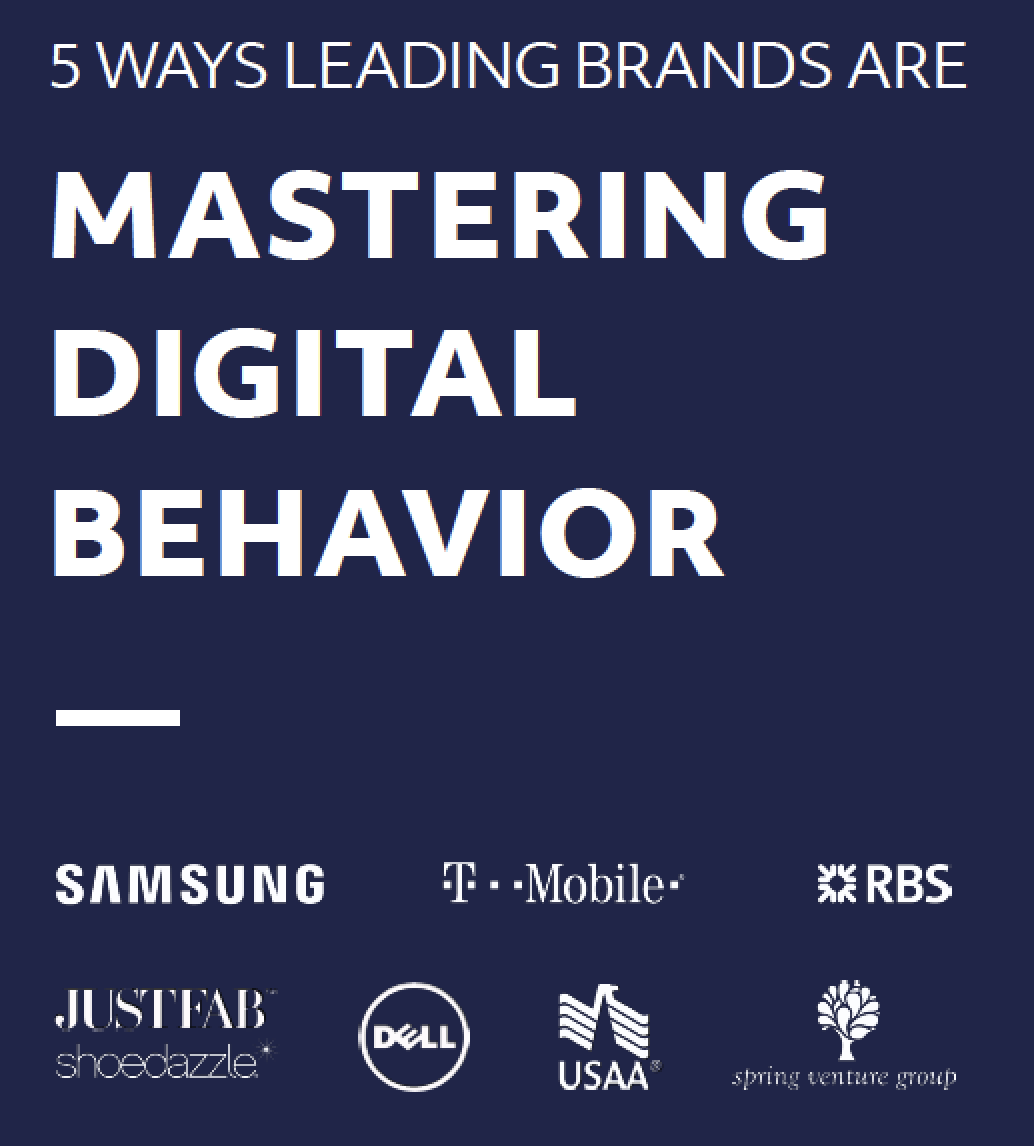 5 Ways Leading Brands Are Mastering Digital Behavior and Expectation through Interactive