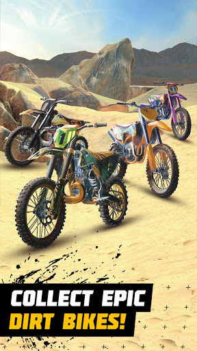 Dirt Bike Unchained apktram screenshots 2