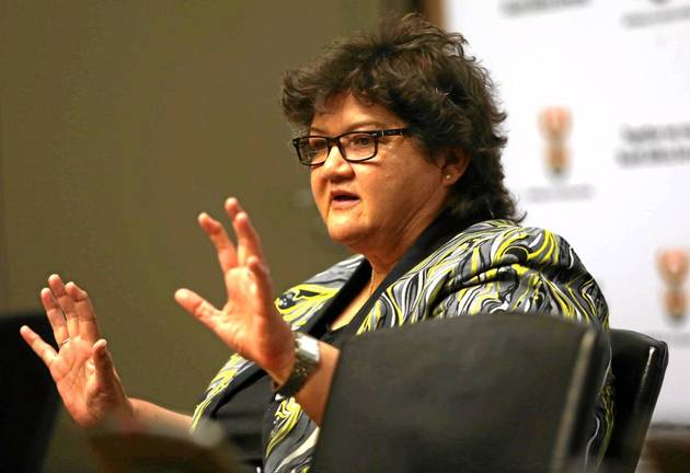 The Minister of Public Enterprises Lynne Brown ordered Eskom to start taking legal steps against consultancy firms McKinsey and Trillian Capital Partners Ltd.