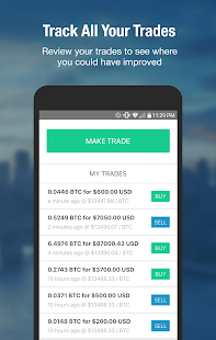 CoinTrainer - Bitcoin & Crypto Trading Practice - náhled