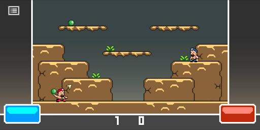 Micro Battle - 2 PLAYER FIGHTING  captures d'écran 2