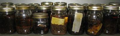 bulk sample jars