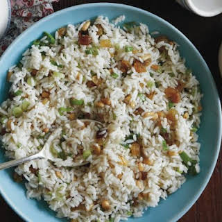 Carolina Gold Rice Salad from 'Around the Southern Table'.