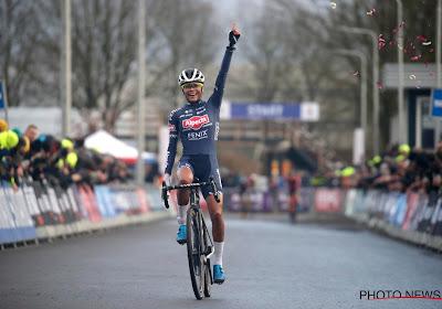 Vier op een rij in 2020: Alvarado kroont zich tot Nederlands kampioene