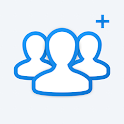 Instagram的跟随者+ - 跟随者管理工具 icon
