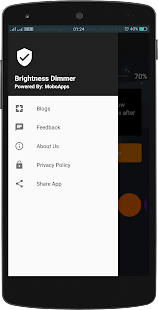 Brightness Dimmer Screenshot