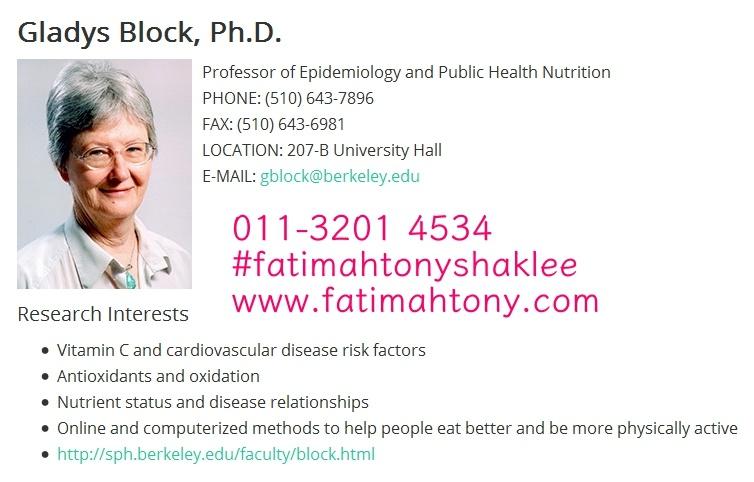 Dr. Gladys Block