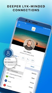 LYK Mod Apk – Connect with LYKMinded People 2