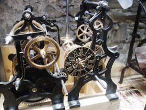 Photo: hodiny při vstupu do Museggské věže