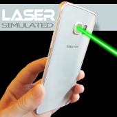 app simulated laser pointer