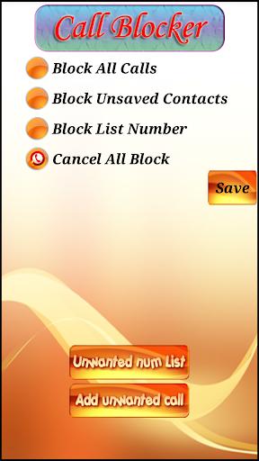 XS Call Blocker