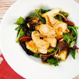Salad With Candied Pecans Chicken Recipes