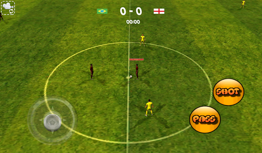 Free Real World Football Cup screenshot 10