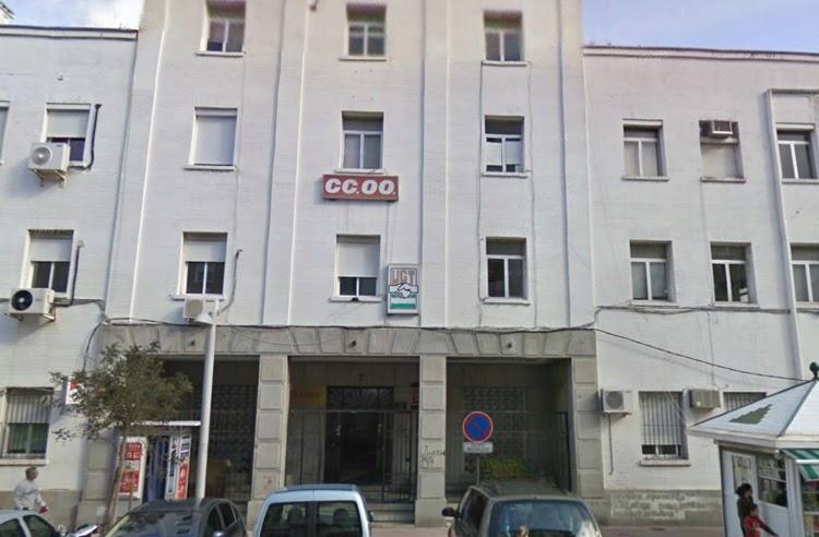 CCOO lamenta el accidente laboral mortal de un trabajador de jardines