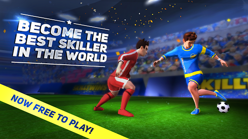 SkillTwins Football Game 2 app (apk) free download for Android/PC/Windows screenshot