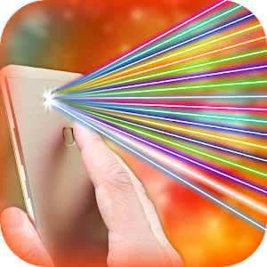 Laser 1000 Beams Funny Prank for PC and MAC