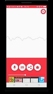 Microphone App Screenshot