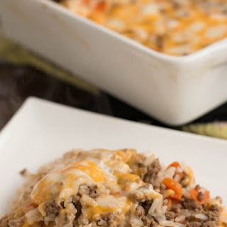 Cheesy Rice Ground Beef Recipes