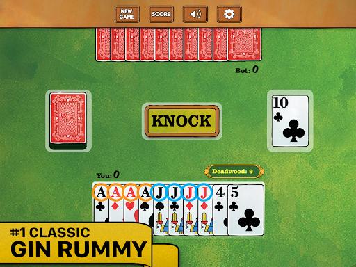 Gin Rummy Free! 1.0.16 screenshots 9