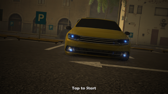 Sport Car Parking screenshot 05