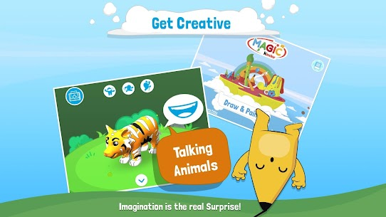 Magic Kinder Official App – Free Family Games 7