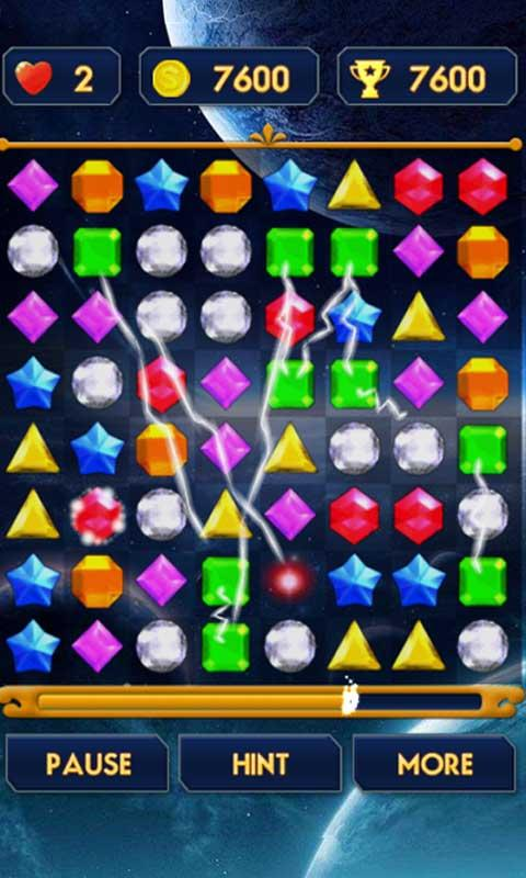 Jewels Match- screenshot