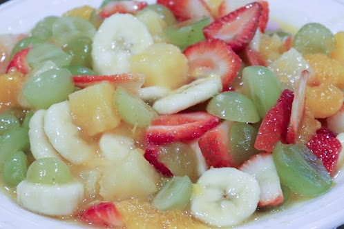 Fruit Salad to Die For