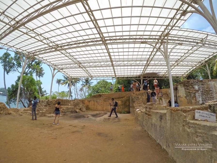VASCO DA GAMA e a herança portuguesa em Querala | Índia