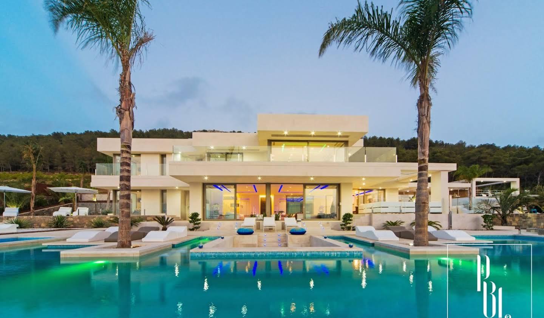 Maison avec piscine et terrasse Xàbia