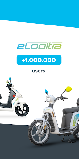 eCooltra: Scooter Sharing Rent an electric scooter  screenshots 1