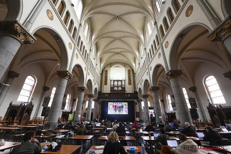 Apart: Sint-Hilariuskerk in Wevelgem omgetoverd tot perszaal