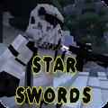 Star Swords Mod for Minecraft APK