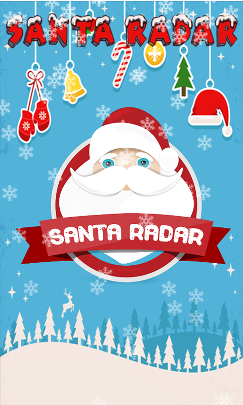 Santa Radar- screenshot