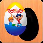 Surprise Eggs & Toys Puzzles Icon